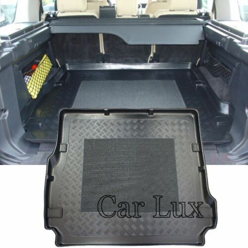 Alfombra Protector Cubre maletero LAND ROVER DISCOVERY 4 IV Tapis de coffre