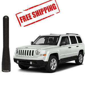 the stubby radio antenna for 2007 2017 jeep patriot usa made same day shipping ebay. Black Bedroom Furniture Sets. Home Design Ideas