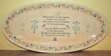 """THE GIVING TREE """"PARTYLITE TRAY 2006"""""""