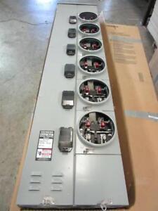 Siemens Meter Stack Power Mod Modular Metering System WMM61225RJB NEW