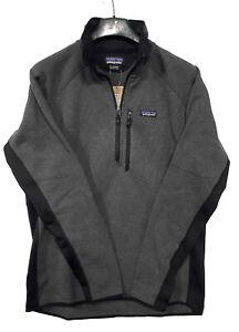 Patagonia-Men-039-s-Performance-Better-Sweater-1-4-Zip-Fleece-SIZE-XL-SALE