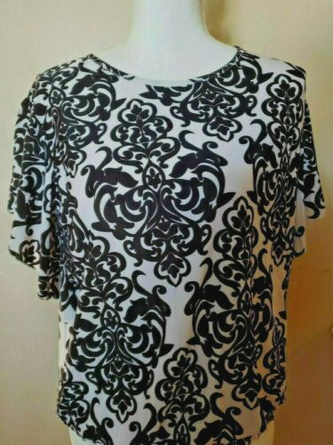 tank top blouse short sleeve SHUI SI QING XL
