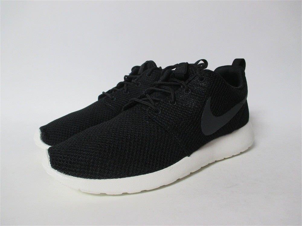 Nike Roshe one Homme running  chaussures  Noir 511881 010 Sz7-13 Fast shipping  H K