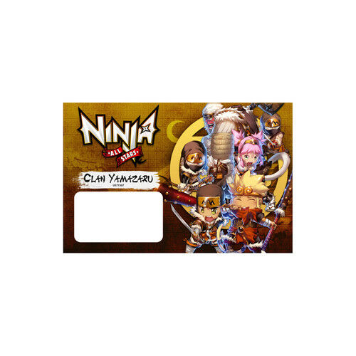 Ninja All-Stars - Clan Yamazaru - Extension US77207