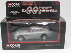 Corgi Aston Martin Db5 James Bond 007 Tomorrow Never Dies All Working Features Ebay