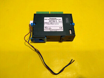FP0-A80 1 year warranty New Panasonic FP0R series PLC intelligent unit AFP0401