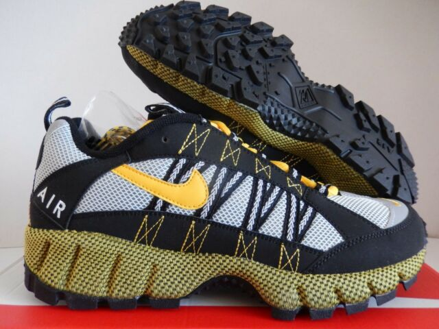 959912f2a638 Nike Hiking Shoes Size 10.5 Trail Air Humara 17 Black Varsity Maize ...