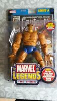 Marvel Legends Series 2 The Thing ( Rare) 2002