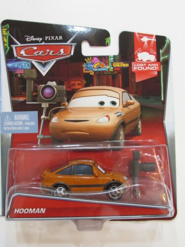 DISNEY PIXAR CARS LOST AND FOUND HOOMAN