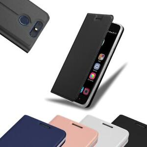 Case-for-ZTE-Blade-V8-MINI-Phone-Cover-Mat-Protective-Wallet-Book