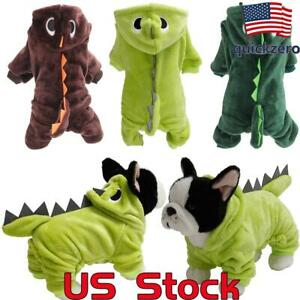 Pet-Halloween-Dog-Clothes-Dinosaur-Costume-Christmas-Winter-Chihuahua-Jumpsuit