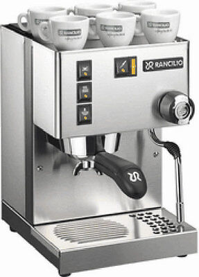 Rancilio Silvia M Espresso Machine Coffee Maker