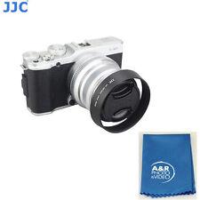 JJC LH-JXF35II lens hood For Fujifilm XF 35mm f/2 R WR Shade Black Fuji 35 + kit