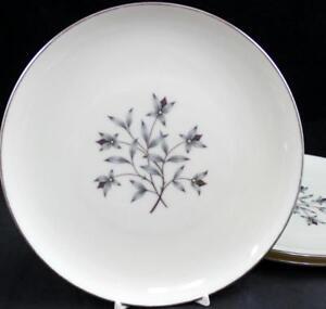 Lenox-China-PRINCESS-3-Salad-Plates-X516-GREAT-CONDITION