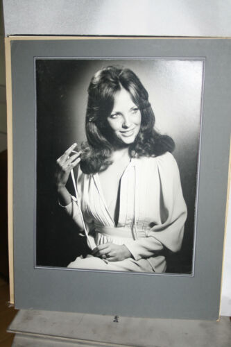 HUGE Black & White Competition Photograph Print 1977 SHEENA CLEVEAGE