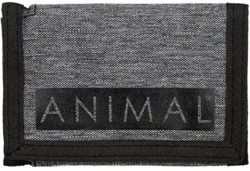 Animal dérangeants Polyester Portefeuille en gris