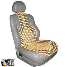 Ford Capri Universal Brown Natural Wood Seat Support Cover