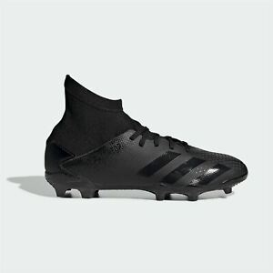 Adidas-Enfants-Garcons-Predator-20-3-Junior-FG-Chaussures-De-Football-Ferme-Sol-Lacets