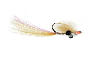 Fly Fishing Flies Redfish, Trout, Snook, Bonefish, Permit, Bonefish Squimp Tan