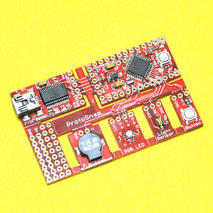 7in1-ProtoSnap-Pro-Mini-ATMEGA328P-TEMT6000-FTDI-Basic-FT232RL-For-Arduino