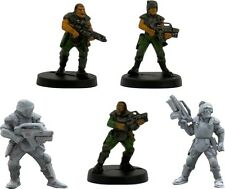 Imperial Guard Warhammer 40K WH40K 28mm Unpainted Wargames