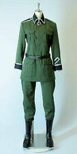 APH Axis Powers Hetalia Germany Ludwig Cosplay Costume Custom Made Any Size