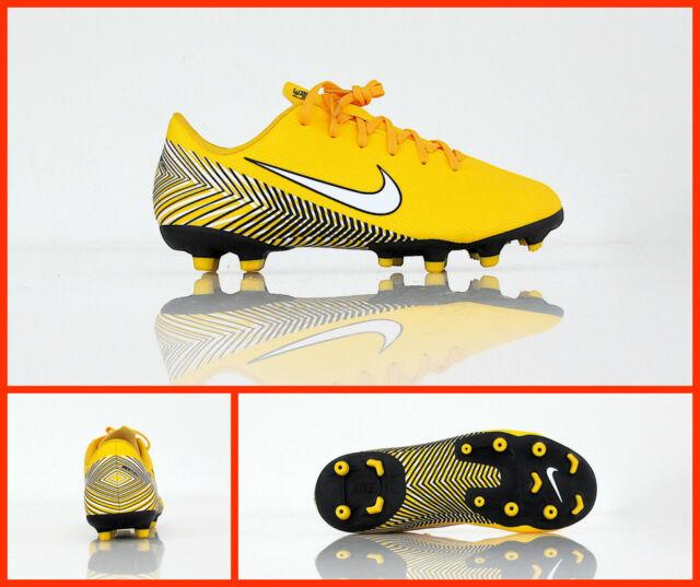 NIKE scarpe calcio bimbo VPR 12 ACADEMY GS NJR MG AO2896 710 GIALLO luglio  2018 04b1eec1950