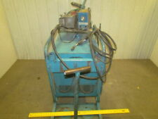 Hobart Rc250 250 Amp 3ph Dc Wire Feed Welder Withcart Cables Gun 230460 V 3ph