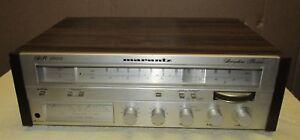 Vintage-MARANTZ-SR-1000-Stereo-Tuner-Receiver-Amplifier-As-Is-Parts-Repair