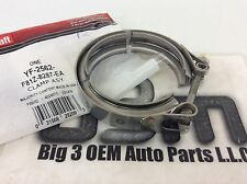 Ford 6.0L 7.3L F-250 F-350 F-450 Turbo Inlet to Exhaust V-Band Hose Clamp new OE