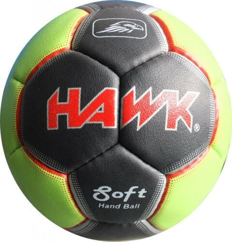 Handballball Field Soft Matchball Größe 1 Marke Hawk ®