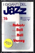 GIGANTI DEL JAZZ 76 - Don Roberts / Roger & Graeme Bell / Jack Varney - Cassette