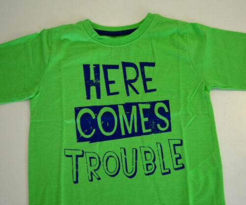 NEW GREEN 2,3,4 /& 7 YEARS Rebel Boys Printed T Shirt SIZES 1 /& Half to 2