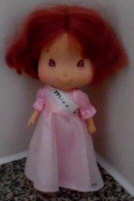 Miss Berry Strawberry Shortcake Profumata Bambola Bandi 2003 Cina Gc 5.5 Pollici-mostra Il Titolo Originale Novel (In) Design;
