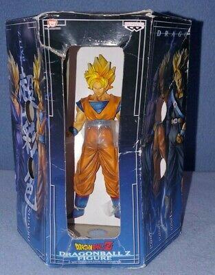 """Dragon Ball Z  Saiyan Goku Figure 5/"""" Irwin DBZ"""