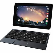 "Large 11.5"" 32GB 2-in-1 Tablet with Keyboard Case Android 6.0"
