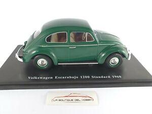 Salvat Car 1//24 Escarabajo 1200 Standard 1960 OPO 10