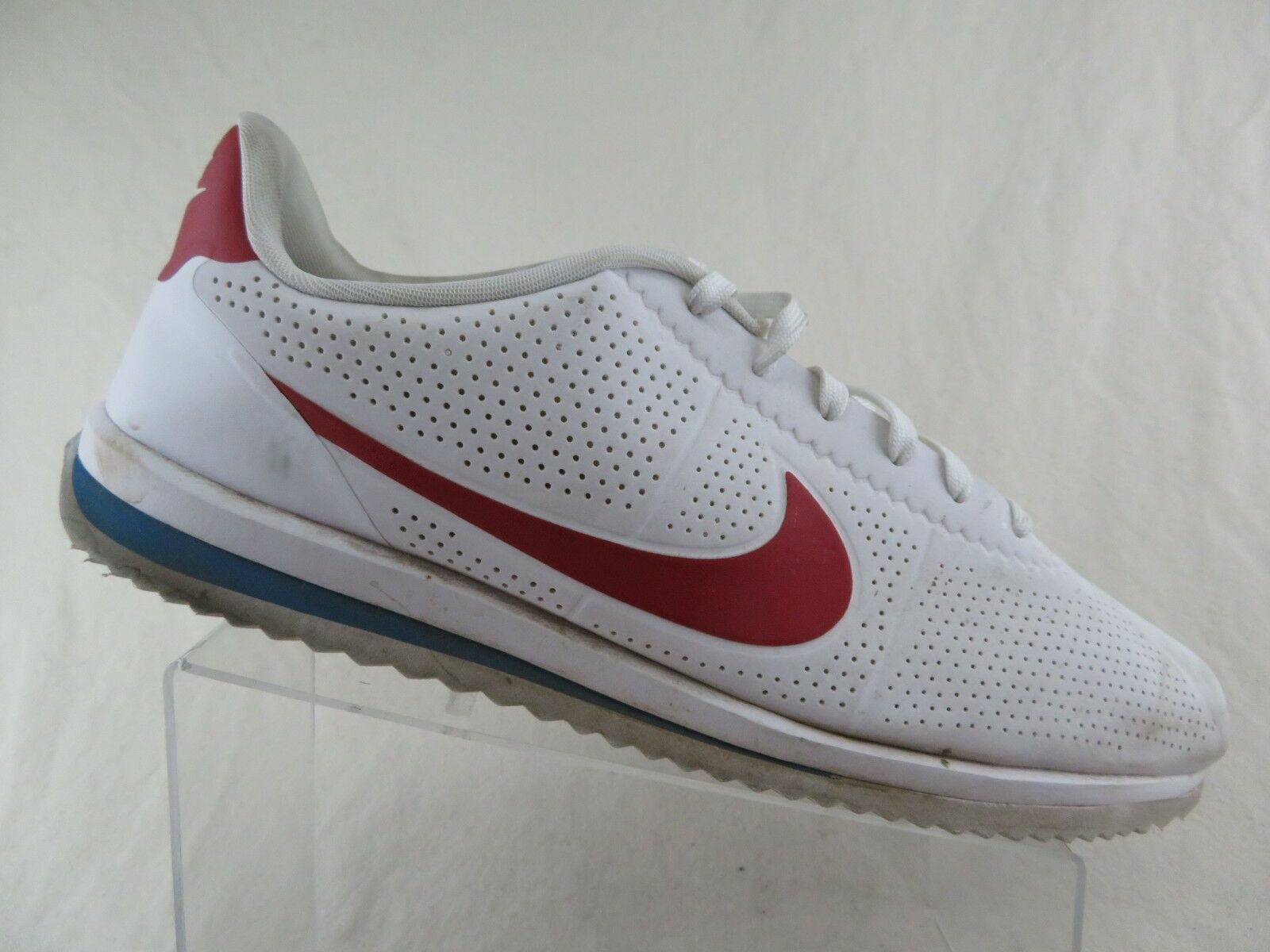 NIKE Cortez Ultra Forest Gump White Red bluee Sz 14 Men Athletic shoes