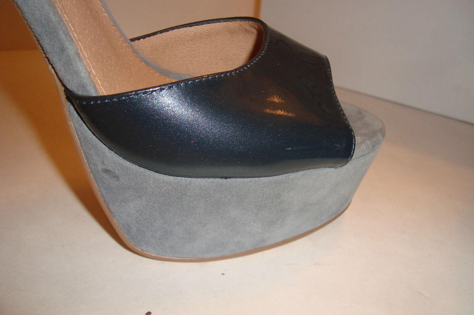 Steve Madden Damenschuhe Dynemite Schuhes Blau Multi Ankle Sandales Schuhes Dynemite 9 MED DISPLAY a52a35