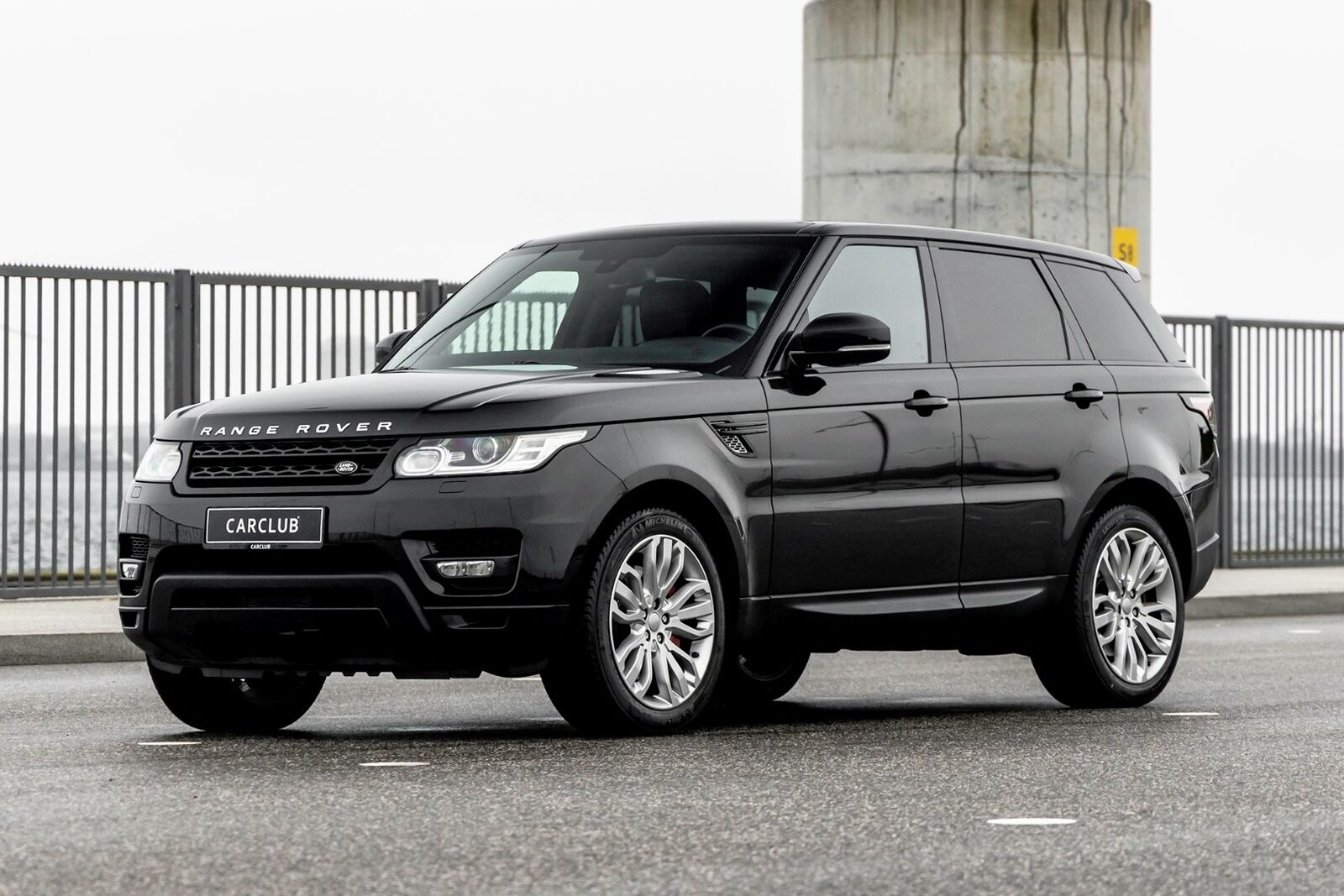 Land Rover Range Rover Sport 5,0 SCV8 HSE Dynamic aut. 5d - 4.932 kr.
