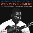 The Incredible Jazz Guitar by Wes Montgomery (Vinyl, Feb-2011, Wax Time)