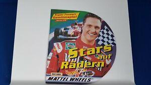 Actif Matchbox, Hot Wheels, Tyco Rc, Mattel Wheels/stars Sur Roues-afficher Le Titre D'origine Forme éLéGante