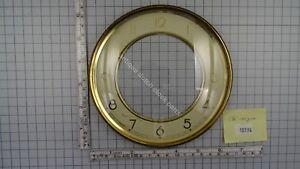 CLOCK-DOOR-WITH-CONVEX-GLASS-AND-DIAL-6-3-16-034-or-15-7-cm-across
