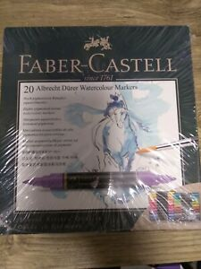 Faber Castell Watercolor Markers Set Of 20