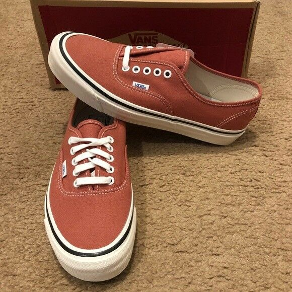NEW Anaheim Factory Authentic 44 DX Vans OG Rust VN0A38ENOKE