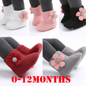Baby-Infant-Girls-Winter-Keep-Warm-Plush-Soft-Snow-Boots-Soft-Casual-Crib-Shoes