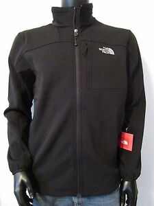 NWT-Mens-TNF-The-North-Face-Cinder-200-FZ-034-Tenacious-034-Fleece-Jacket-Black