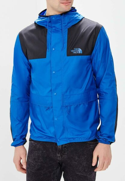 100% Originale The North Face M 1985 Mountain Jkt Giacca Türkish Sea Taglia L Nuovo Moda Attraente