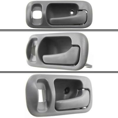 Multiple Manufacturers Partslink Number TO1353129 OE Replacement Toyota Tacoma Front Right Inside Door Handle