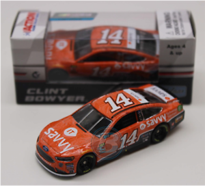 NEW NASCAR 2018 CLINT BOWYER ITsavvy 1 64 CAR
